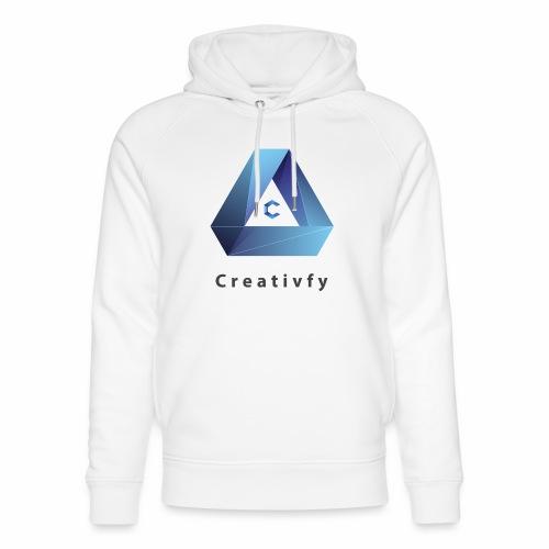 creativfy - Unisex Bio-Hoodie von Stanley & Stella