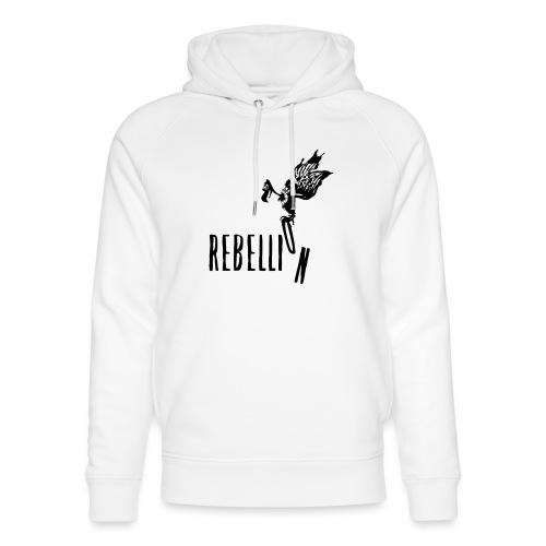 Rebellion - Unisex Bio-Hoodie von Stanley & Stella