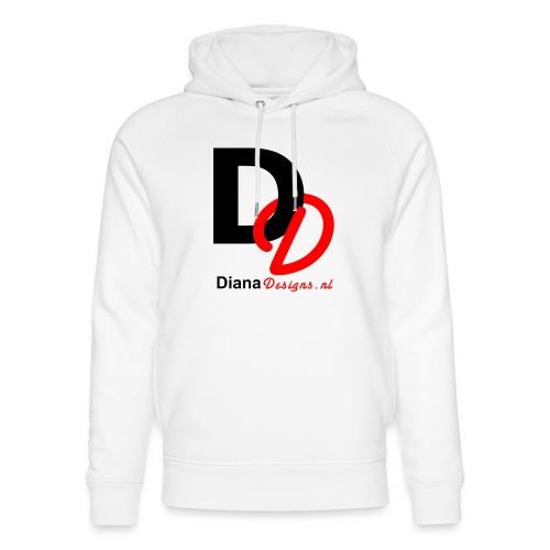 logo_diana_designs-nl - Uniseks bio-hoodie van Stanley & Stella