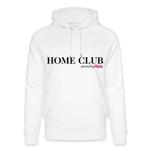 HOME CLUB - Unisex Bio-Hoodie von Stanley & Stella