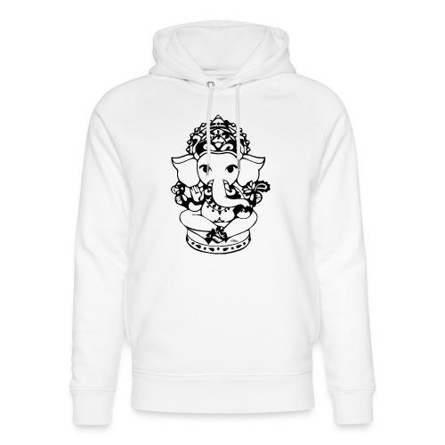Wee Ganesh - Unisex Organic Hoodie by Stanley & Stella