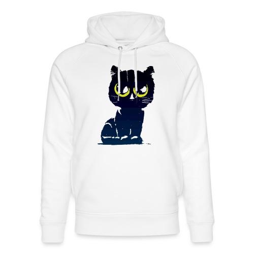 Black Cat 2 - Sweat à capuche bio Stanley & Stella unisexe