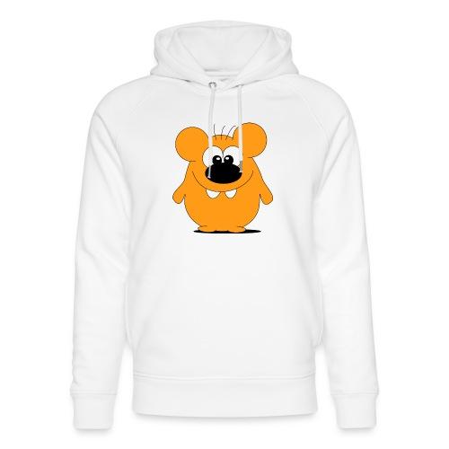 Hamster - Unisex Bio-Hoodie von Stanley & Stella