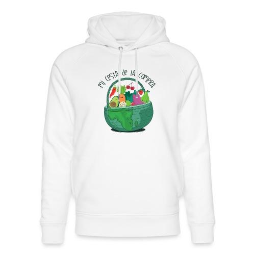 Mi cesta de compra - Sudadera con capucha ecológica unisex de Stanley & Stella