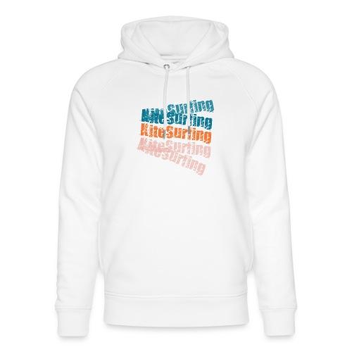Kiteboard | Zensitivity beach - Uniseks bio-hoodie van Stanley & Stella