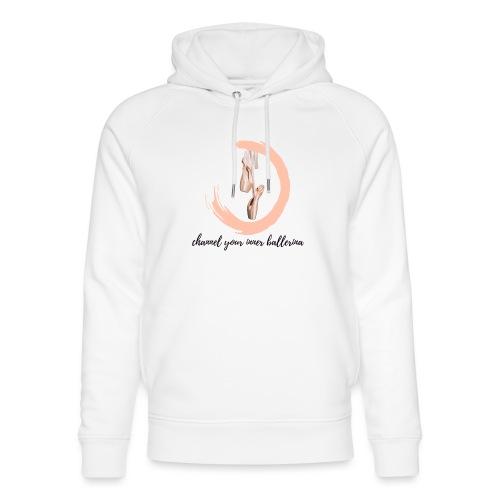 channel your inner Ballerina - Unisex Bio-Hoodie von Stanley & Stella