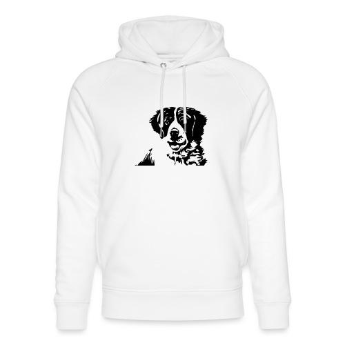 Barry - St-Bernard dog - Unisex Bio-Hoodie von Stanley & Stella