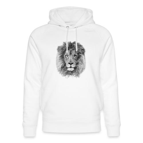 Lionking - Unisex Organic Hoodie by Stanley & Stella