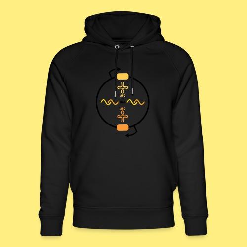 Biocontainment tRNA - shirt women - Uniseks bio-hoodie van Stanley & Stella