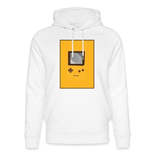 Game Boy Nostalgi - Laurids B Design - Stanley & Stella unisex hoodie af økologisk bomuld