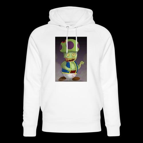 SuperMario: Zombie Toad - Uniseks bio-hoodie van Stanley & Stella