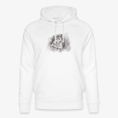 Owl be there for you - Stanley & Stella unisex hoodie af økologisk bomuld