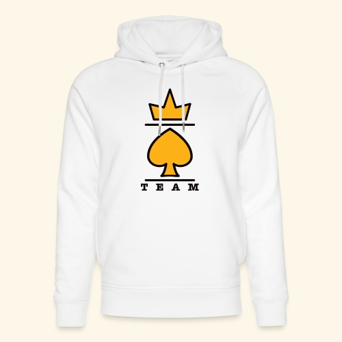 Collection KingSpade® by MagicAndCardistry Team - Sweat à capuche bio Stanley & Stella unisexe