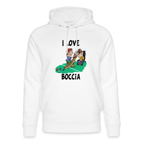 boccia 1 - Ekologisk luvtröja unisex från Stanley & Stella