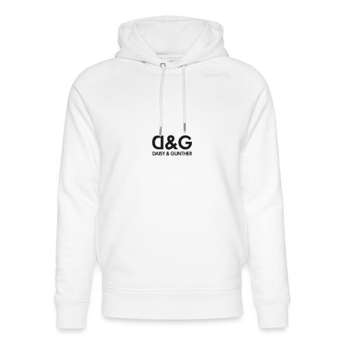 DG-logo - Uniseks bio-hoodie van Stanley & Stella
