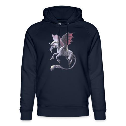 unicorn dragon - Unisex Bio-Hoodie von Stanley & Stella