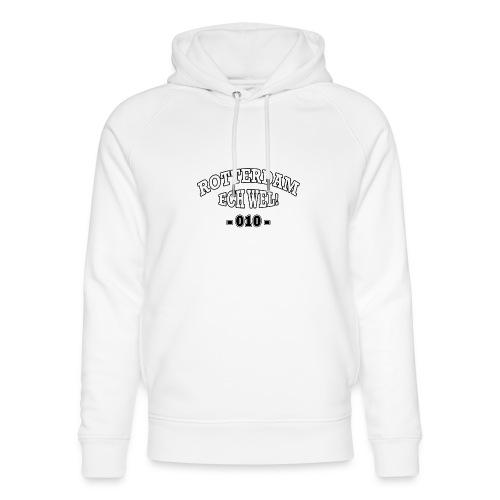 Rotterdam ech wel 010 - Uniseks bio-hoodie van Stanley & Stella