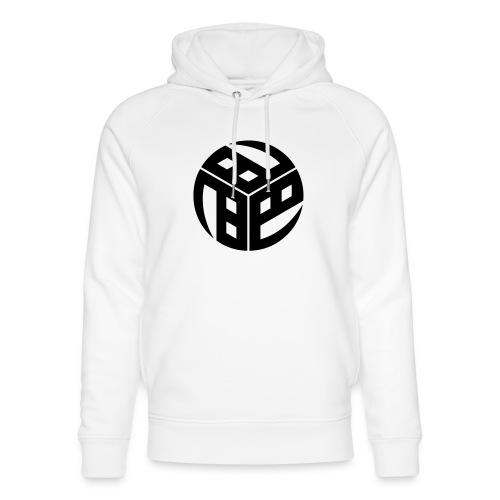 Mitsudomoe Symbol (stylisiert) - Unisex Bio-Hoodie von Stanley & Stella