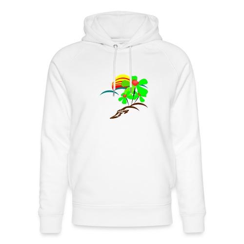 Berry - Unisex Organic Hoodie by Stanley & Stella