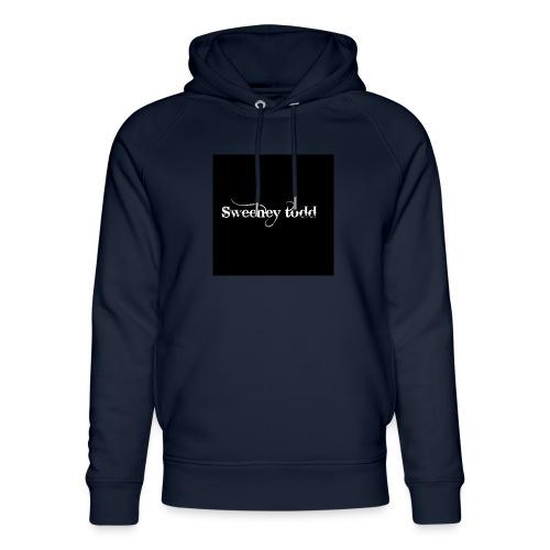 Sweney todd - Stanley & Stella unisex hoodie af økologisk bomuld