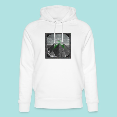 Invaders_sized4t-shirt - Unisex Organic Hoodie by Stanley & Stella