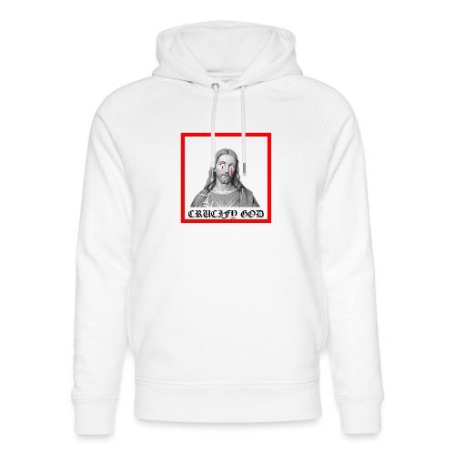 Crucify God | Sad Jesus - Stanley & Stellan unisex-luomuhuppari