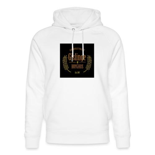 Sort logo 2017 - Stanley & Stella unisex hoodie af økologisk bomuld