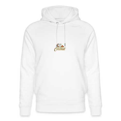 The warm coconut campfire - Unisex Organic Hoodie by Stanley & Stella