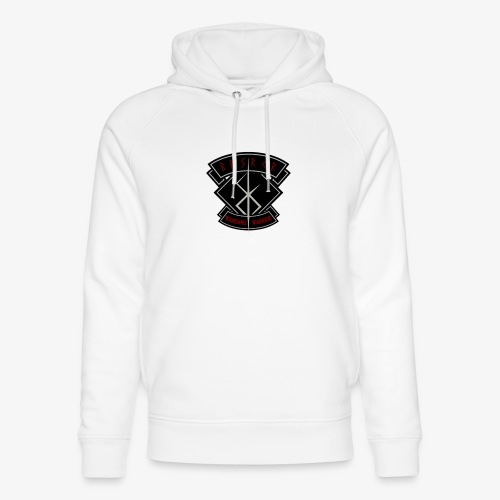 warband patch - Unisex Organic Hoodie by Stanley & Stella