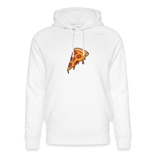 Pizza - Sudadera con capucha ecológica unisex de Stanley & Stella