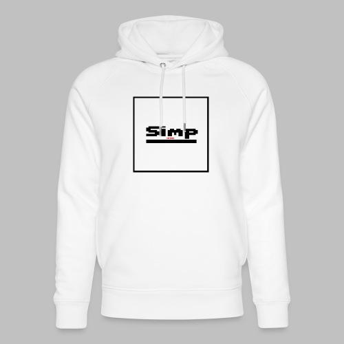 Standard Simp Logo Design - Uniseks bio-hoodie van Stanley & Stella