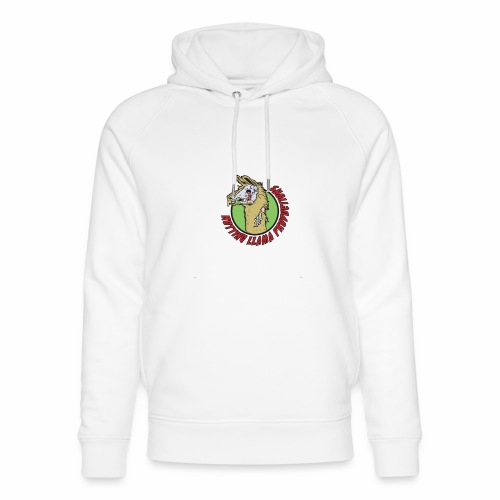 Rotting Llama Productions - Unisex Organic Hoodie by Stanley & Stella