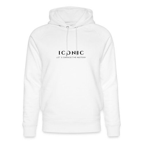 ICONIC - Sudadera con capucha ecológica unisex de Stanley & Stella
