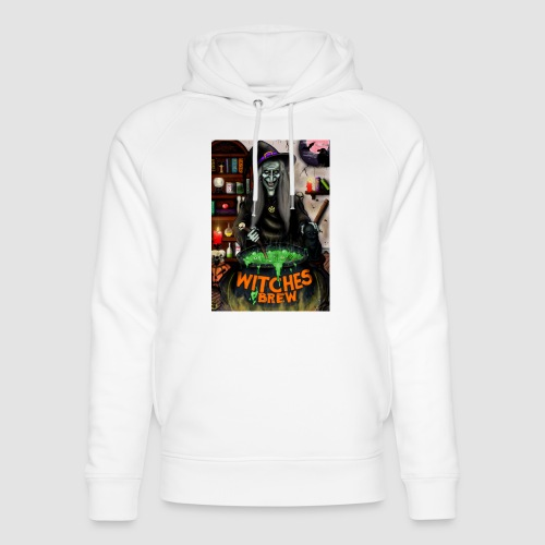 The Witch - Unisex Organic Hoodie by Stanley & Stella