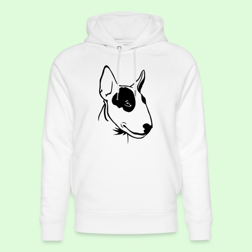 Bull Terrier - Sweat à capuche bio Stanley & Stella unisexe