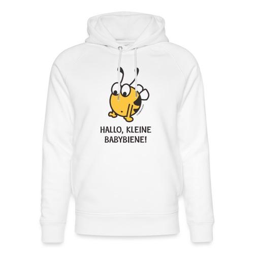 Hallo, kleine Babybiene! - Unisex Bio-Hoodie von Stanley & Stella