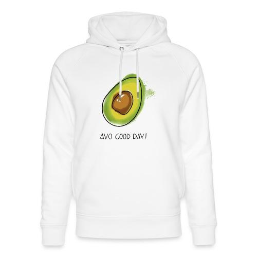 Fruit Puns n°2 Avo Good Day, Avocado - Unisex Bio-Hoodie von Stanley & Stella