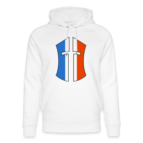Logo Battle of the Nations France - Sweat à capuche bio Stanley & Stella unisexe