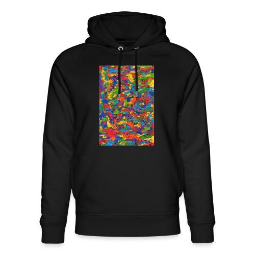 Color_Style - Sudadera con capucha ecológica unisex de Stanley & Stella