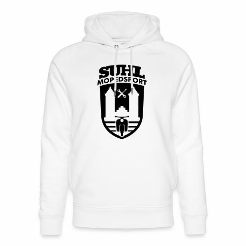 Suhl Mopedsport Schwalbe 2 Logo - Unisex Organic Hoodie by Stanley & Stella