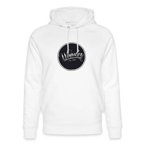 Wonder T-shirt - oldschool logo - Stanley & Stella unisex hoodie af økologisk bomuld