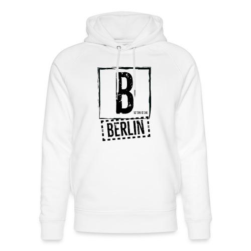 Berlin - Unisex Organic Hoodie by Stanley & Stella