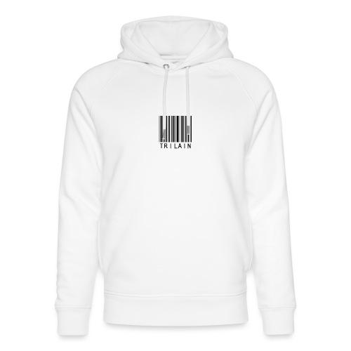 Trilain - Standard Logo T - Shirt White - Uniseks bio-hoodie van Stanley & Stella