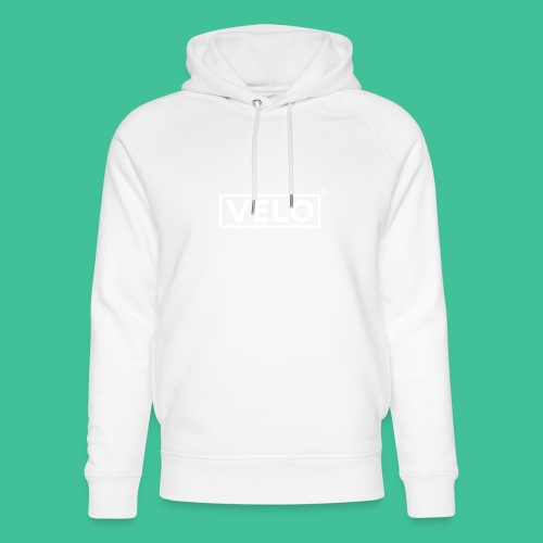 Velo Icon - Charcoal Clr - Unisex Organic Hoodie by Stanley & Stella