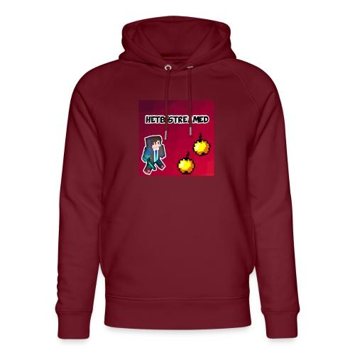 Logo kleding - Uniseks bio-hoodie van Stanley & Stella