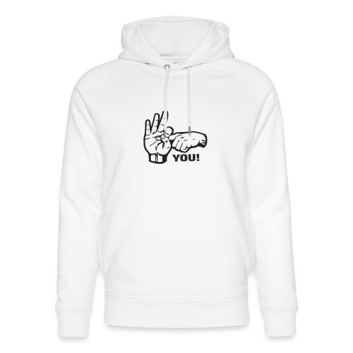 Fuck You - Unisex Bio-Hoodie von Stanley & Stella