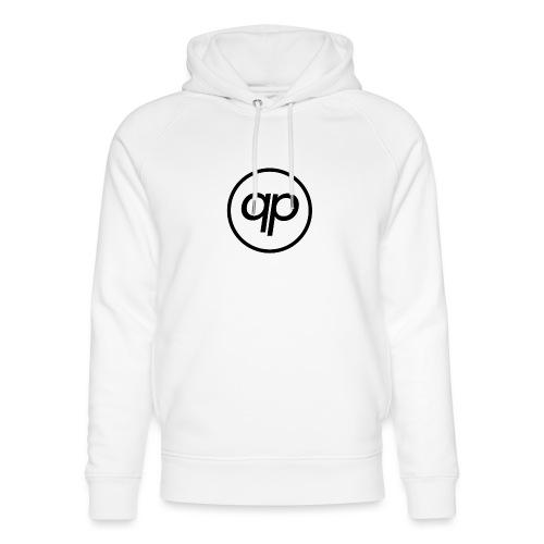 Logo EQP Noir - Sweat à capuche bio Stanley & Stella unisexe