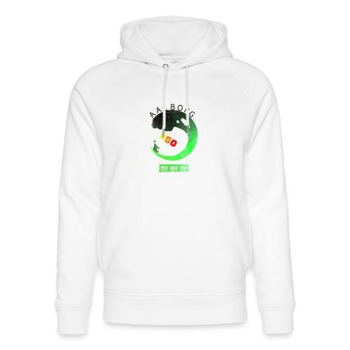 350 Aalborg new style - Stanley & Stella unisex hoodie af økologisk bomuld