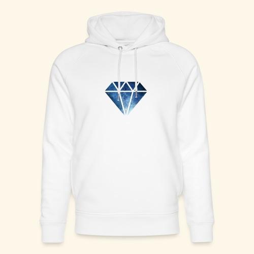 Galaxie Diamant - Unisex Bio-Hoodie von Stanley & Stella