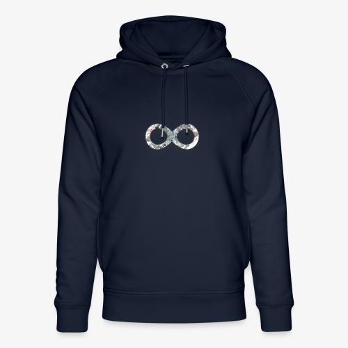 LOGO - Uniseks bio-hoodie van Stanley & Stella
